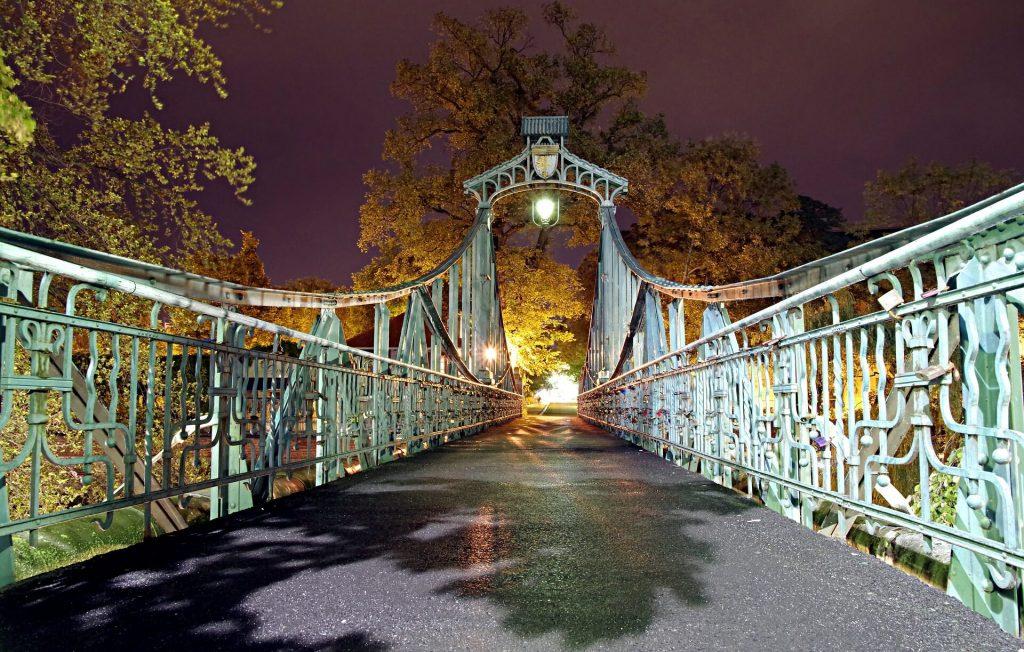 Opole most groszowy