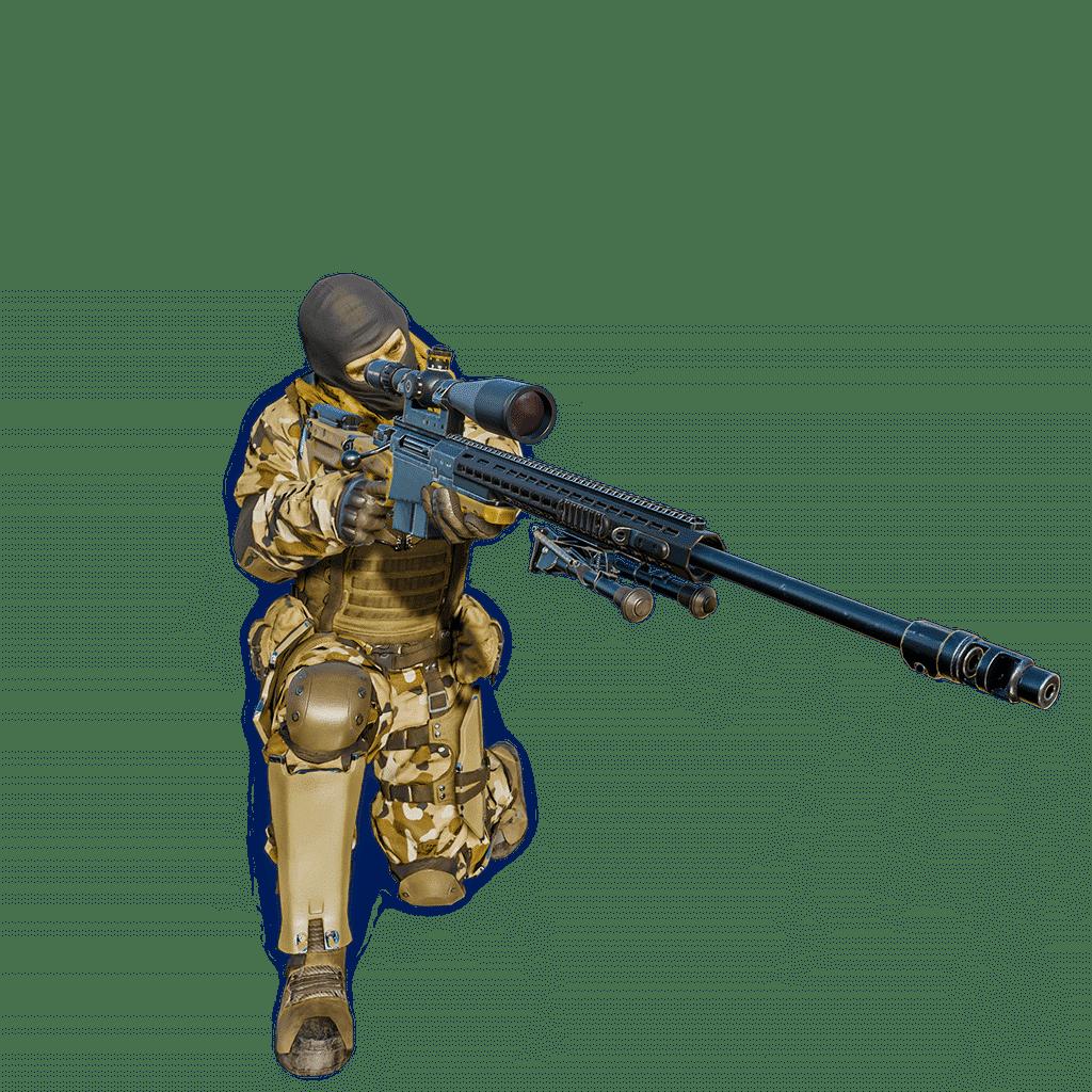 Sniper2 Character Vipera Games